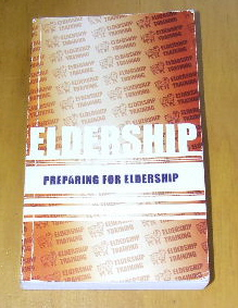 Image for Preparing for Eldership.