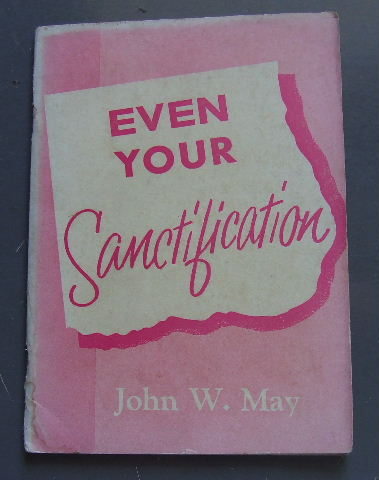 Image for Even Your Sanctification.