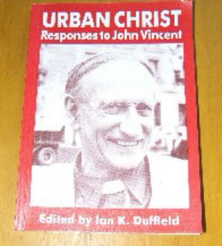Image for Urban Christ: Responses to John Vincent.