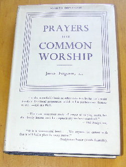 Image for Prayers for Common Worship.