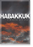 Image for Habakkuk: A Wrestler with God.