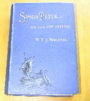 Image for Simon Peter: His Life and Letters.