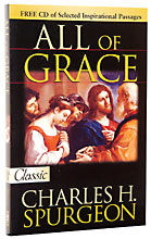Image for All of Grace with CD (Audio)  (Pure Gold Classics)