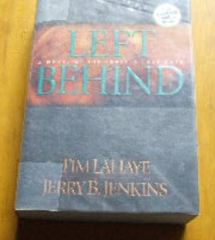 Image for Left Behind: A Novel of the Earth's Last Days (Left Behind No. 1).
