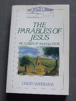 Image for Parables of Jesus (The Jesus Library).
