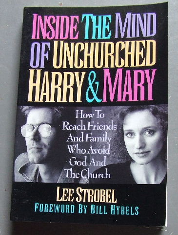 Image for Inside the Mind of Unchurched Harry and Mary.