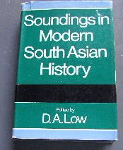 Image for Soundings in Modern South Asian History.