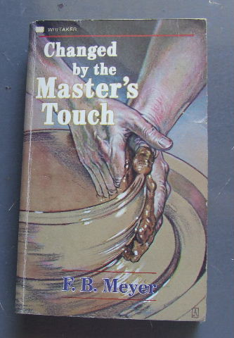 Image for Changed by the Master's Touch.