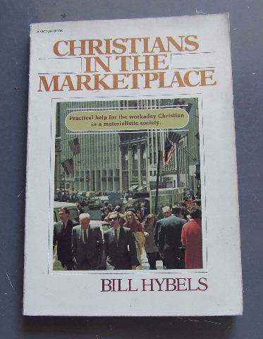 Image for Christians in the marketplace.