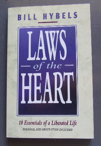 Image for Laws of the Heart: 10 Essentials of a Liberated Life.