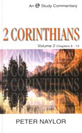 Image for 2 Corinthians: Volume 2 Chapters 8-13  (Evangelical Press Study Commentary)