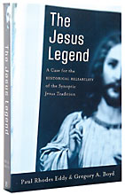 Image for Jesus Legend, The: A Case for the Historical Reliability of the Synoptic Jesus Tradition.