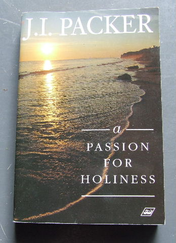 Image for A Passion for Holiness.