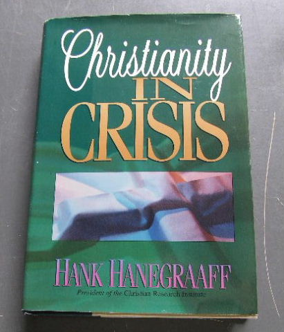 Image for Christianity in Crisis.