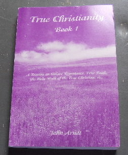 Image for True Christianity Book 1.