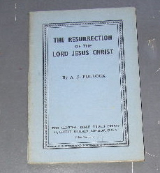 Image for The Resurrection of the Lord Jesus Christ.