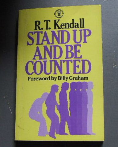 Image for Stand up and be counted.