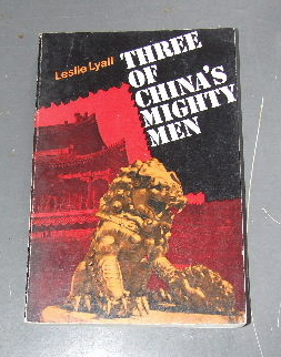 Image for Three of China's Might Men.