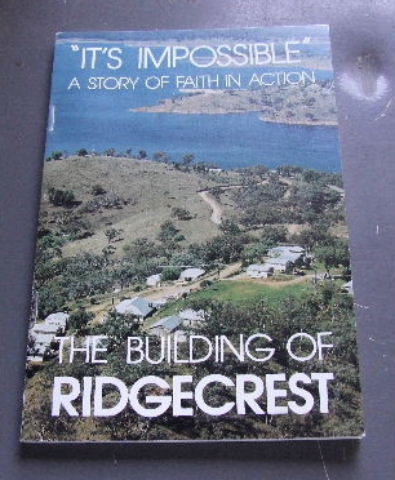 Image for The Story of Ridgecrest.