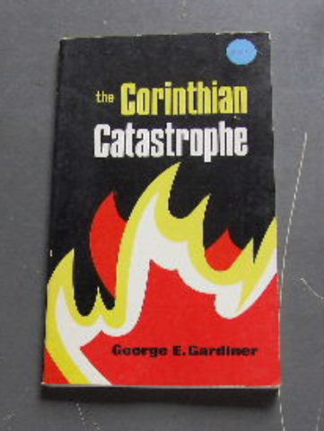 Image for The Corinthian Catastrophe.