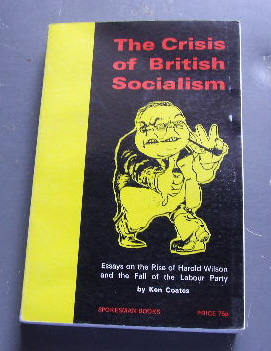 Image for The Crisis of British Socialism.