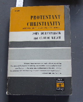 Image for Protestant Christanity  interpreted through its development