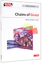 Image for Chains of Grace: Peter Jeffery's Story.