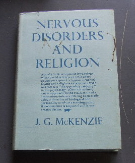 Image for Nervous Disorders & Religion  A study of souls in the making.