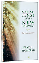 Image for Making Sense of the New Testament: Three Crucial Questions.