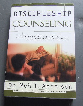 Image for Discipleship Counseling.
