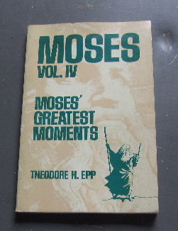 Image for Moses Vol 4 Moses' Greatest Moments.