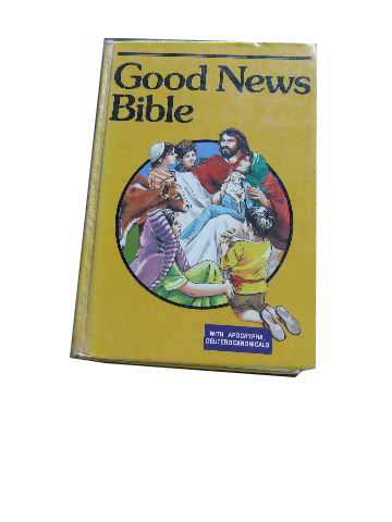 Image for Good News Bible with Deuterocanonical Books / Apocrypha.