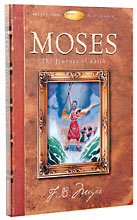 Image for Moses: The Journey of Faith.