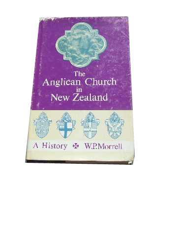 Image for The Anglican Church in New Zealand.