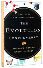 Image for Evolution Controversy, The: A Survey of Competing Theories.
