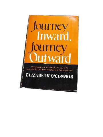 Image for Journey Inward, Journey Outward.