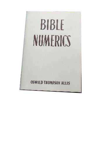 Image for Bible Numerics.