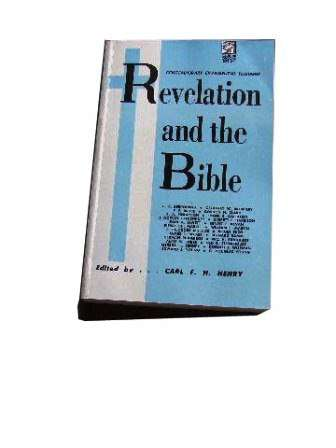 Image for Revelation and the Bible.