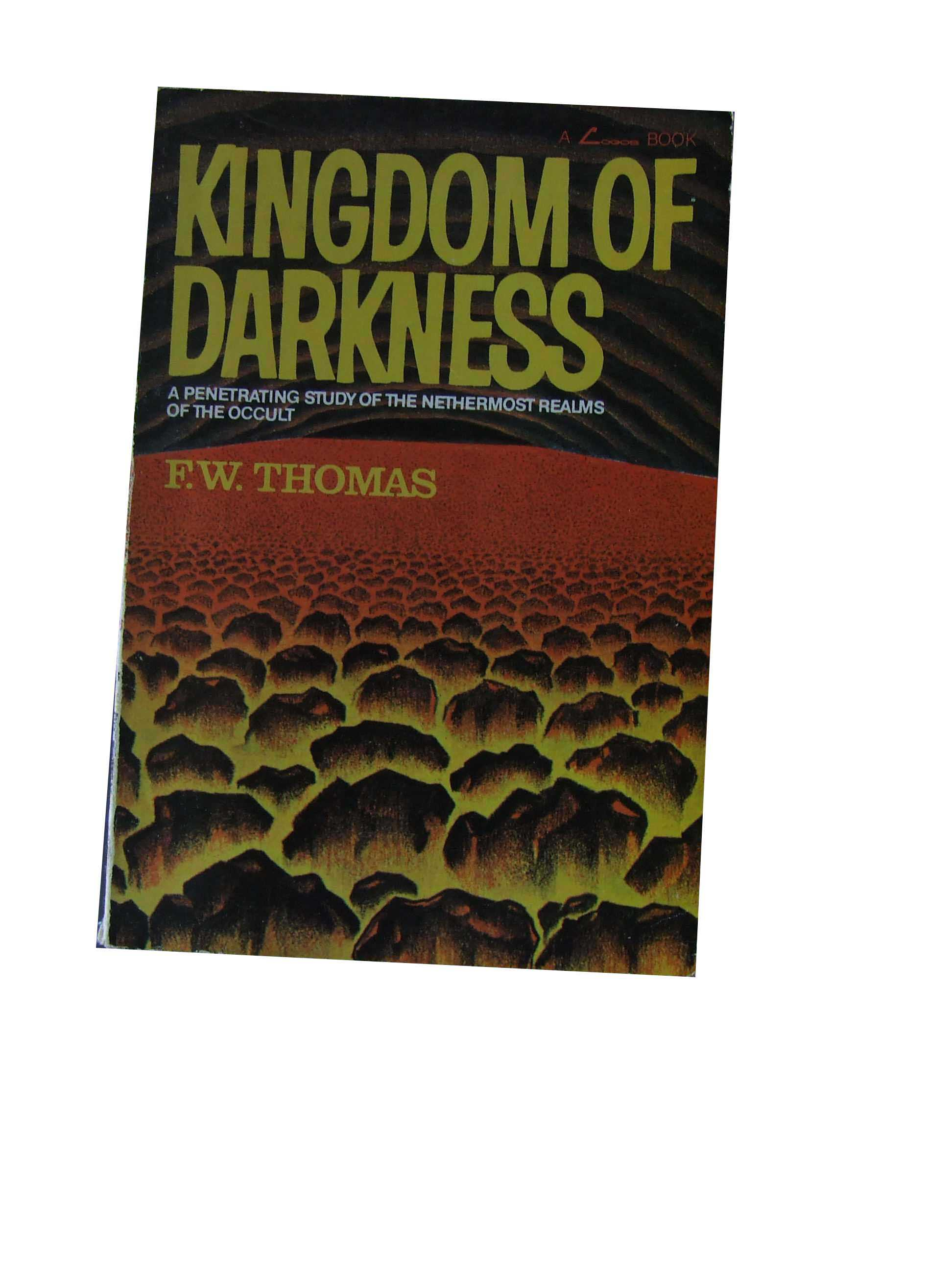 Image for Kingdom of Darkness.
