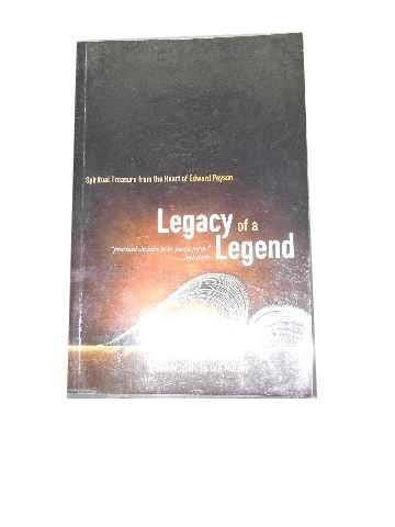 Image for Legacy of a Legend: Spiritual Treasures from the Heart of edward Payson.