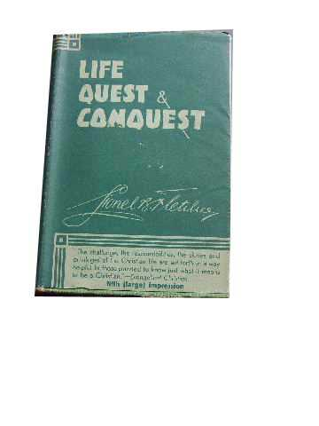 Image for Life Quest and Conquest.