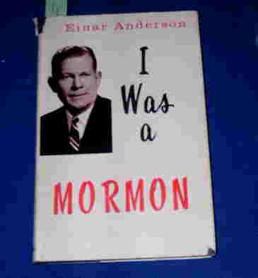 Image for I Was A Mormon.