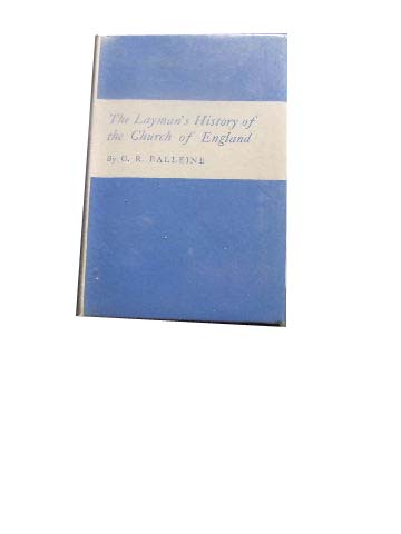 Image for The Layman's History of the Church of England.