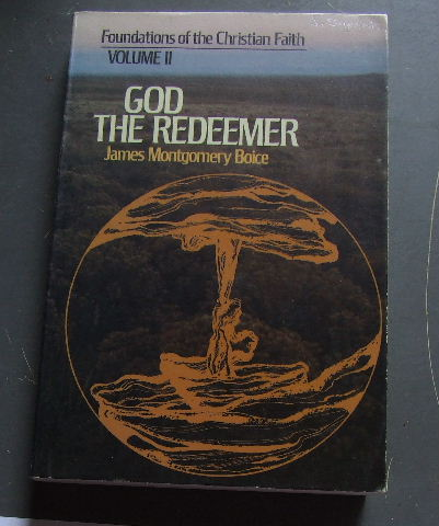 Image for God The Redeemer  Foundations of the Christian Faith Volume 2