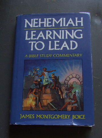 Image for Nehemiah: Learning to Lead.