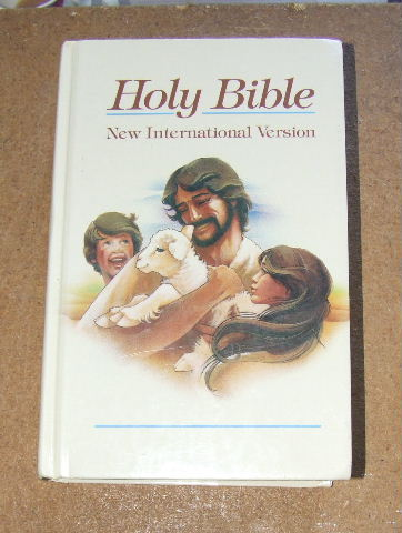 Image for The Holy Bible (Old & New Testaments). Children's Edition.