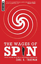 Image for Wages of Spin.