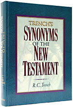 Image for Synonyms Of The New Testament.