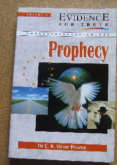 Image for Prophecy  Evidence for Truth Correspondence Course Volume 3