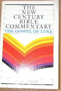 Image for The Gospel of Luke  New Century Bible